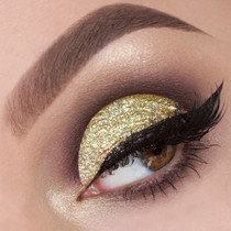 Rodeo Drive glitter cut crease by Vlada Haggerty