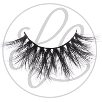 Maji Mink Lashes One Pair Front View