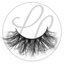 Valencia Mink Lashes by Lena Lashes One Pair Front View