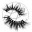 Kenya Mink Lashes by Lena Lashes Criss Cross View