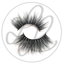 Kandi Lashes by Lena Lashes Criss Cross View One Pair