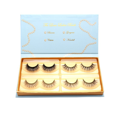 Lena Lashes 2015 Bridal Collection open box