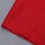 Puff Sleeve Bardot Bustier Dress Red
