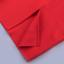 Strapless Dress Red