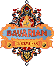 Bavarian Clockworks Logo - Coo Coo Clocks for sale