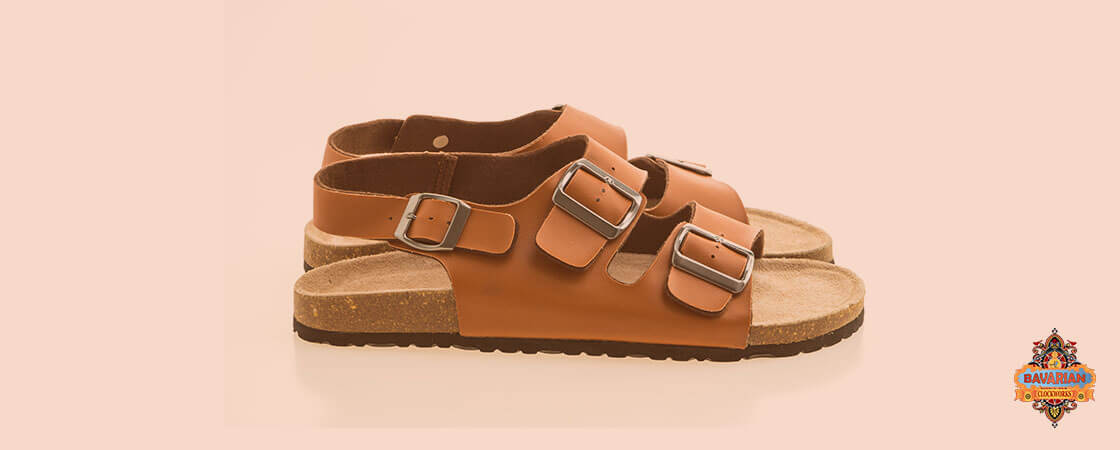 Traditional German Gift  Birkenstocks
