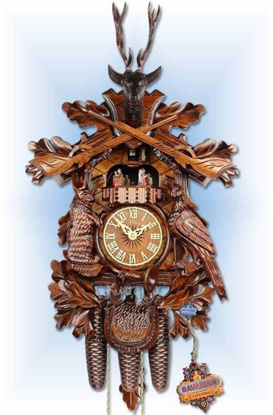 adolf herr clock