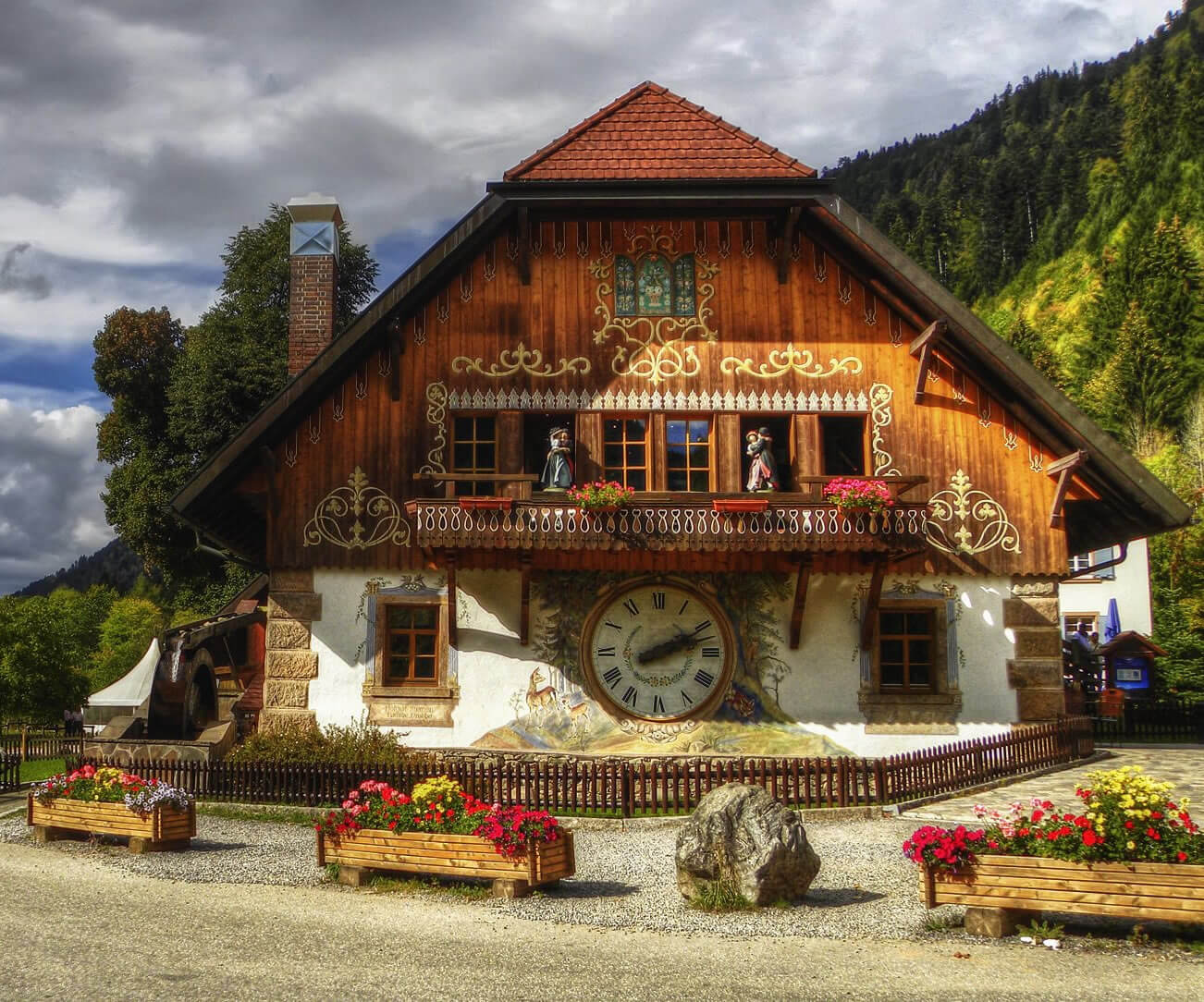 Top Things To Do And See In Black Forest Germany Bavarian Clockworks