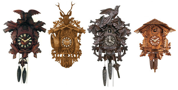 Cuckoo clock of the year award