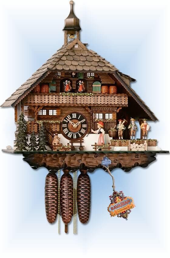 hones cuckoo clock