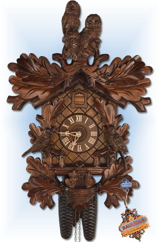 rombach and haas cuckoo clock