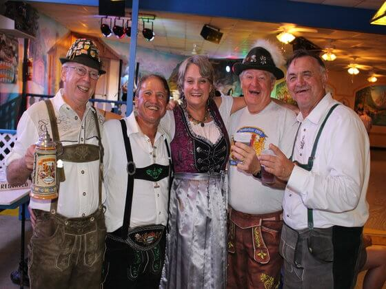 Oktoberfest in the USA