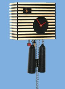 modern cuckoo clock black forest