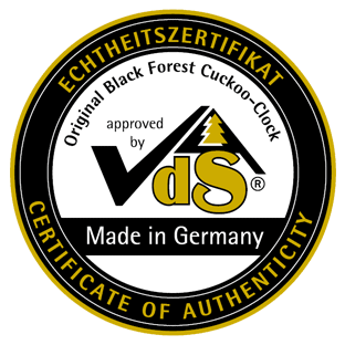 vds authentic german coo coo clocks from germany