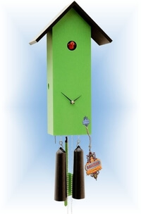 Modern Slim Cuckoo Clock