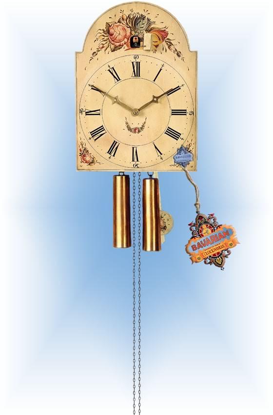 Rombach & Haas | 3583 | 14''H | Circa 1738 | Vintage | cuckoo clock | full view