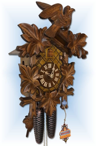 Classic cuckoo clock