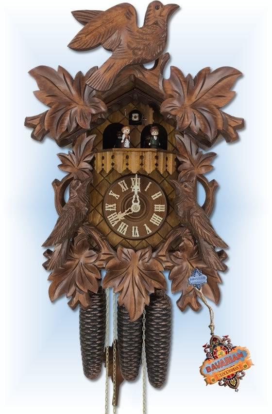 Musical Bird | Cuckoo Clock | by Rombach & Haas