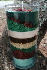 Stone Walton Premium Wax Mix Textured Candle