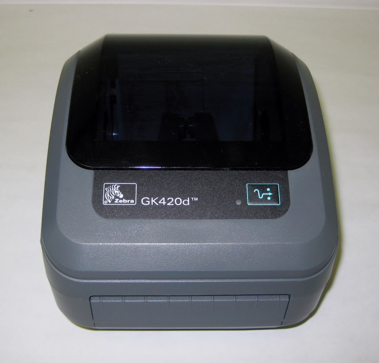 Zebra GK420d USB/Ser Monochrome Desktop Thermal Label Printer with 250  Labels
