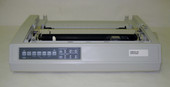 OKIDATA 591 DOT MATRIX  PARALLEL PRINTER OKI ML591 NO PLASTICS