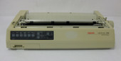 OKIDATA 391 DOT MATRIX  PARALLEL PRINTER OKI ML391 GE8290A NO PLASTICS