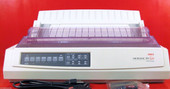 OKIDATA 391 TURBO 391T OKI DOT MATRIX  PARALLEL PRINTER 62412001  390 CPS