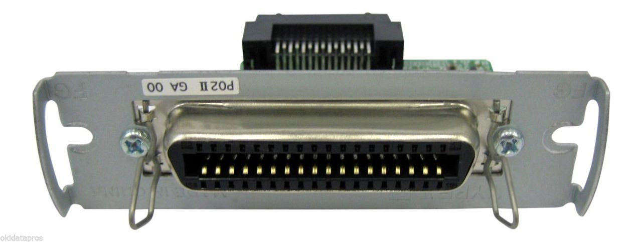 DRIVER FOR EPSON TM-T88IV PARALLEL PORT