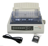 OKIdata OKI 320 TURBO 320T Dot Matrix Printer 62411601 Parallel