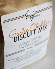 Soby's Garlic Cheddar Biscuit Mix - 16 oz