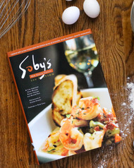 Soby's 2nd Edition Cookbook