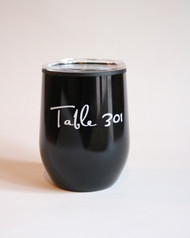Insulated Beverage/Wine Cup