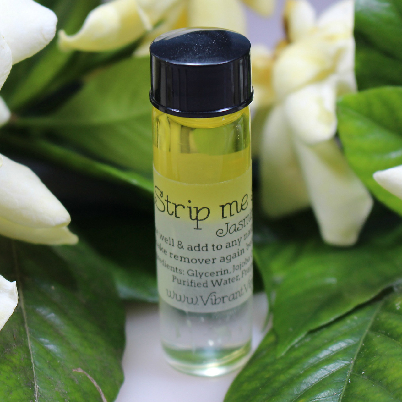Strip Me Softly - Add to acetone or any nail polish remover