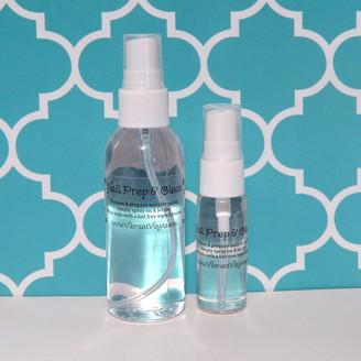 Nail Prep & Clean