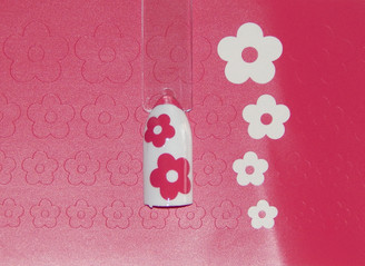 Flower Power Decals