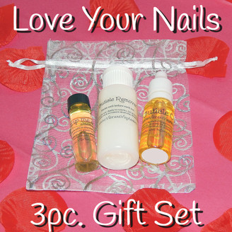 'Love Your Nails' 3pc. Gift Set