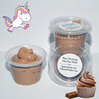 Face Frosting - Clay Face Mask