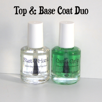 Top & Base Coat Duo