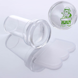 Clear Stamper & Scraper Set