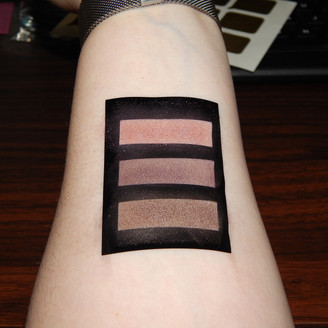 Classic Makeup Swatch Stencils