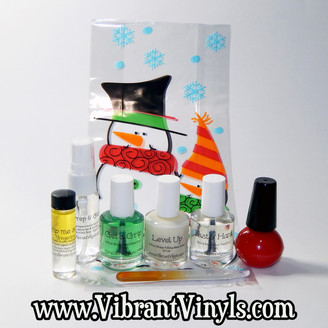 Winter Nail Care Gift Set