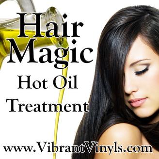 Hair Magic - Hot Oil Treatment