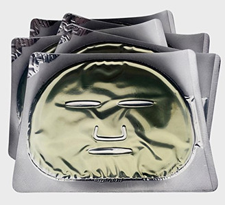 Hydrogel Face Mask - Green Tea & Aloe for Anti Aging & Detoxifying Hydration