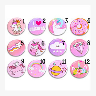 Collectible Button Pins