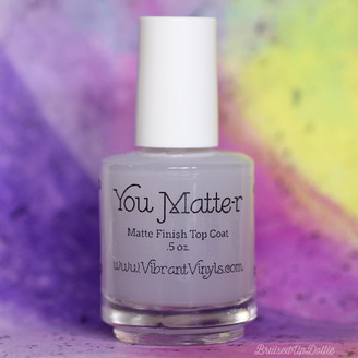 You Matte-r - Matte Finish Top Coat