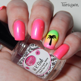 Palm Tree Decals