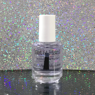 Wet & Hard - Wet Look 5-Free Top Coat