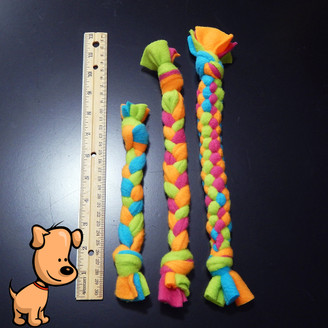 Custom Handmade Dog Toys