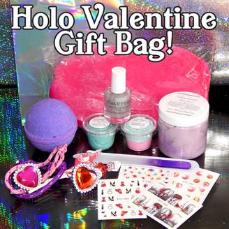 Holo Valentine Gift Bag