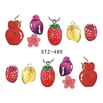 Water Slide Decals - Fruity STZ-480